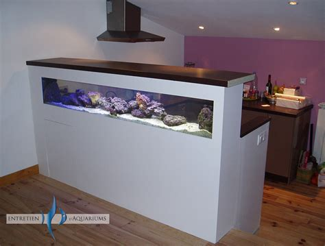 aquarium sur mesure
