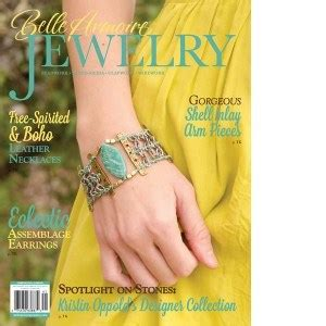 belle armoire magazine magazine review belle armoire jewelry sting