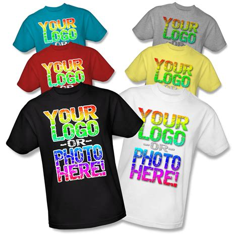 color t shirt printing 100 cotton t shirt w 1 color print