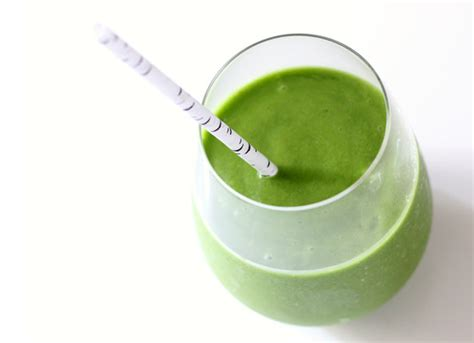 Avocado Detox Drink For Flat Belly by Flat Belly Challenge Day 8 Popsugar Fitness