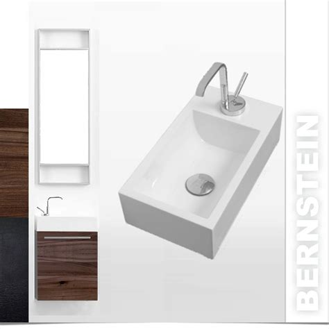 waschbecken bad schwarz bernstein badm 246 bel g 228 ste bad waschbecken unterschrank wei 223