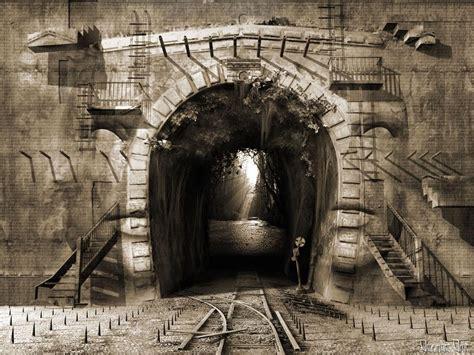 imagenes sensoriales del tunel fonditos cruza el tunel terror otros ghotic