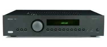 integrated amplifier arcam