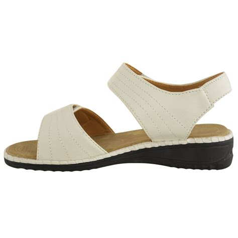 walking flats comfort ladies womens comfort wide casual walking flat summer
