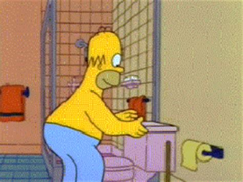 Simpsons Bathroom by Exercises Rooms Of The House Furniture