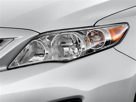 Toyota Headlight Image 2013 Toyota Corolla 4 Door Sedan Auto Le Natl