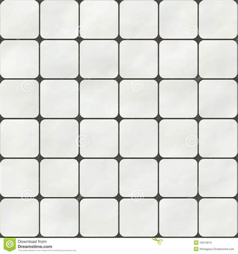 Floor And Decor Ceramic Tile by Seamless Texture Made Of White Square Tiles Stock Illustration Illustration Of Decor Classic