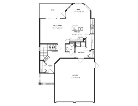 House Plans With Large Pantry by Spectrum 1680 Butlers Pantry House Plans