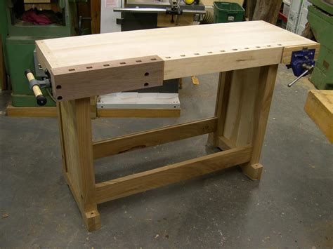 woodworkers bench woodwork woodworking bench build pdf plans