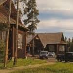 Lake Lodge Western Cabin by Lake Lodge Cabins Yellowstone National Park Lodges