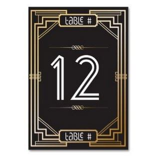 deco table numbers deco wedding table numbers wedding ideas