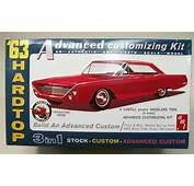 Amt Car Truck Vintage Out Of Production Plastic Model Kits