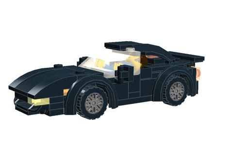 Subaru Brz Scion Frs Toyota 86 Lego Town