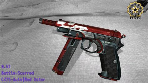 Cz75 Auto by Cz75 Auto Astor Wear Float