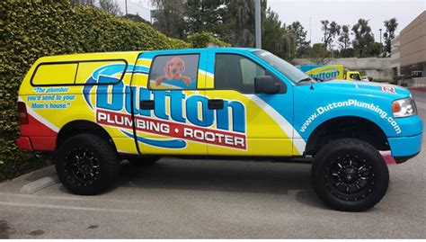 Dutton Plumbing by Truck Of The Month Dutton Plumbing Simi Valley Calif