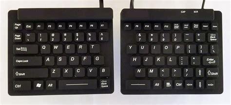 fentek comfort keyboard system split magic ergonomic computer keyboard