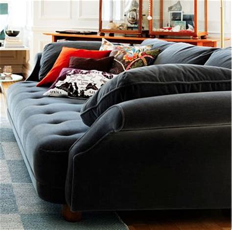 best deep seat sofa deep seat sofa modern linen fabric sofa with wide track