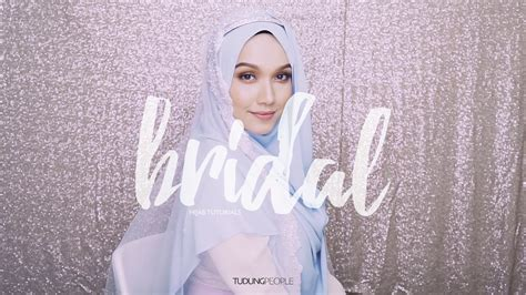 tutorial hijab elsa frozen wedding hijab tutorial elsa frozen inspired youtube