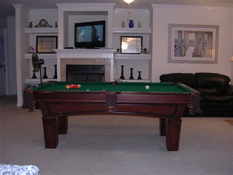 pool room furniture billiards forum my quot pool room quot
