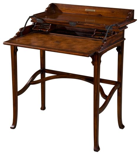 theodore caign the kaye desk traditional