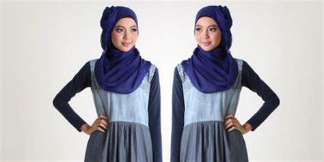 Hotd Dress Maxi lazuli sarae maxi dress anggun untuk hijaber co id