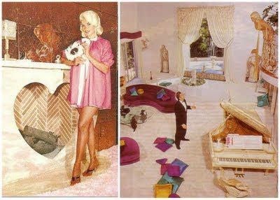 jayne mansfield pink palace thriftstoreglitter the pink palace style inspiration