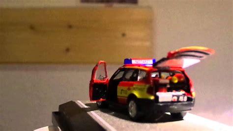 beleuchtung für modellautos 1 87 nef notarzteinsatzfahrzeug umbau und beleuchtung in h0 1