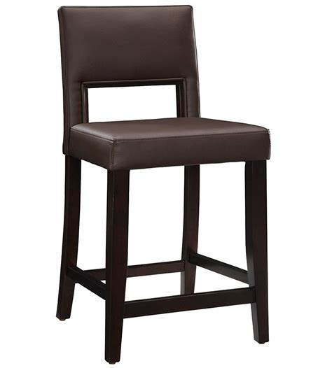 24 Counter Stool Wood by 24 Inch Counter Stool Brown In Wood Bar Stools