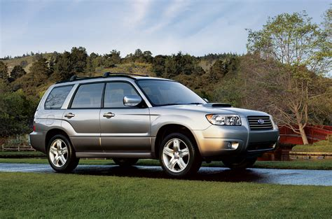 Wallpaper Zh Subaru Forester Attractive Cars