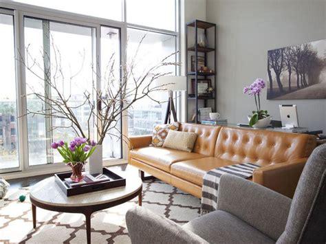 Brown Leather Sofa Light Grey Walls Sofa Menzilperde Net Light Gray Living Room Furniture