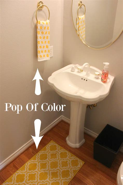 how to decorate a half bath budget savvy diva