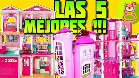 videos de casas de barbie las 5 mejores casas de barbie juguetes de barbie