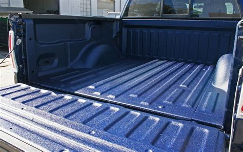 bed lining 2012 ford f 150 ecoboost project work truck rhino linings
