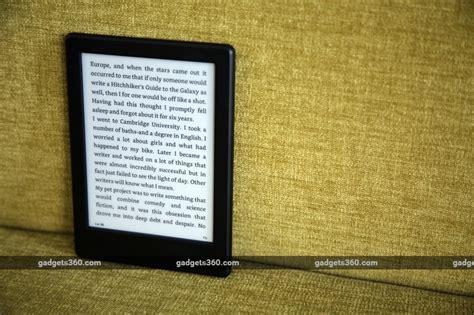 amazon kindle 8th generation amazon kindle 2016 review ndtv gadgets360 com