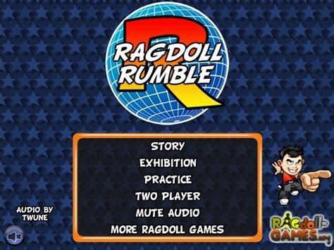 ragdoll rumble ragdoll rumble hacked cheats hacked free