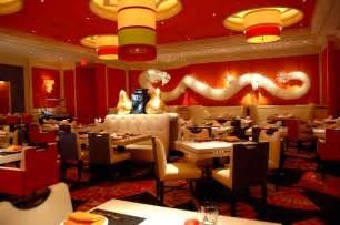 modern restaurant furniture with wall decor ideas