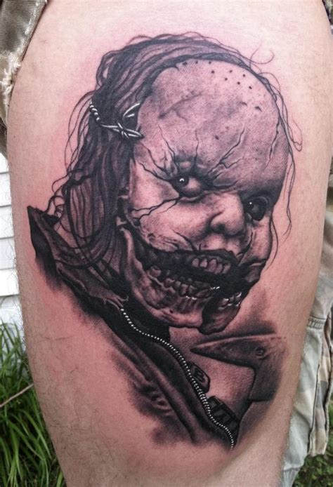 bob tyrrell tattoo babyface by bob tyrrell tattoos