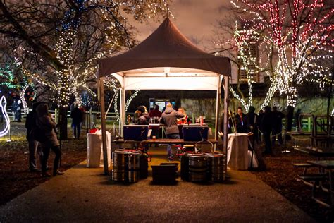 brew lights at zoo lights louis glunz brew lights 2015 the and