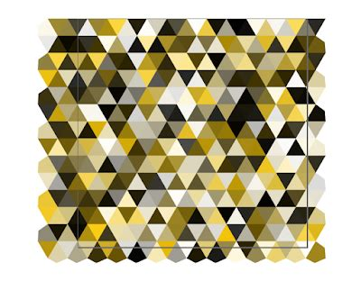 triangle pattern gimp gimp science labs filtered triangles background