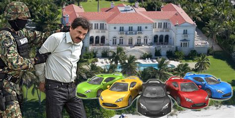 living large kingpin el chapo had 43 vehicles 16