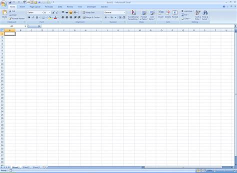 excel 2007 templates excel 2007 interface images