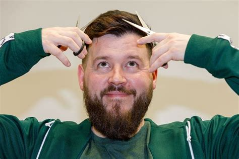 best haircuts in glasgow project that gives haircuts to glasgow s homeless wins