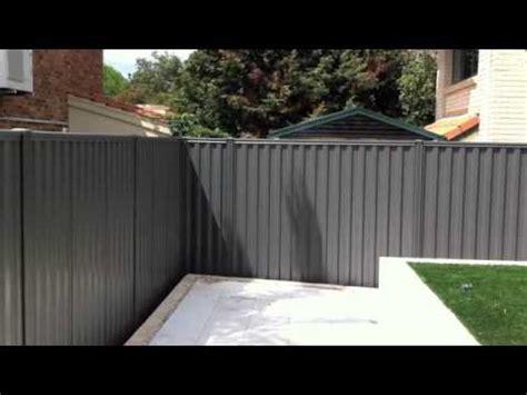 Terbaru Go Fit Blok Block Grey colorbond fence grey ridge