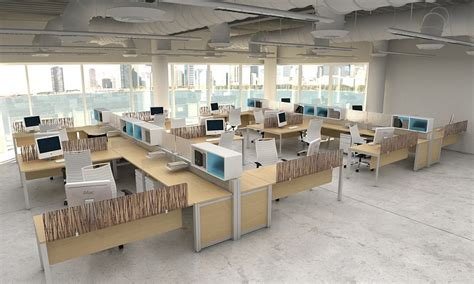 Small Open Floor Plan Ideas by Design Your Modern Office Layout Modern Office Furniture