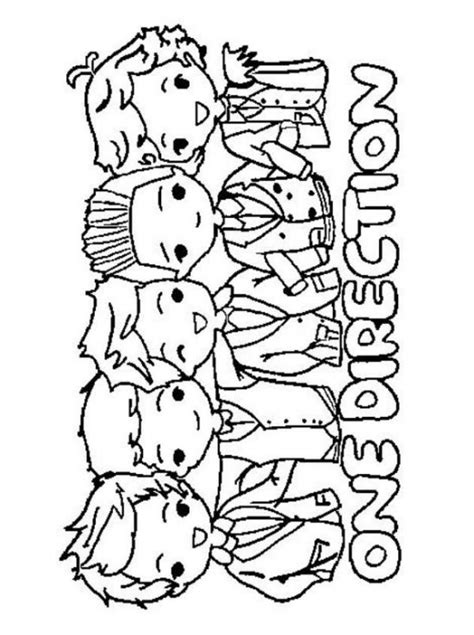coloring pages one direction online 11 printable one direction coloring pages for kids for