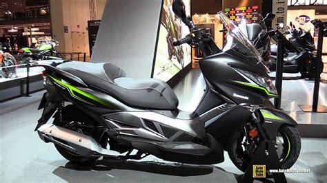 kawasaki  scooter walkaround  eicma