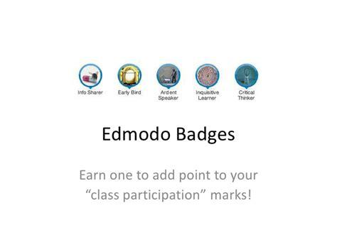 edmodo badges list edmodo badges