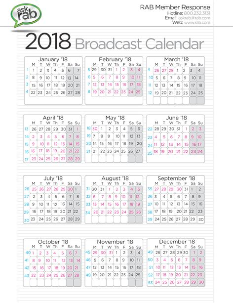 2018 wacky marketing guide your business marketing calendar of ideas books broadcast calendars rab
