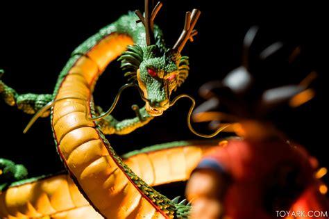 S H Figuarts Shenlong s h figuarts z shenron photo review