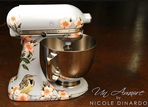 Painting Kitchen Aid Mixer pin by rightmire on painting